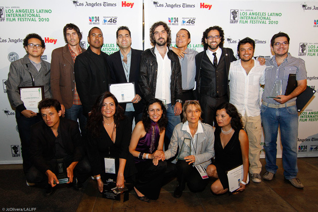 Harvest of Loneliness Won the AUDIENCE AWARD AT LALIFF 2010