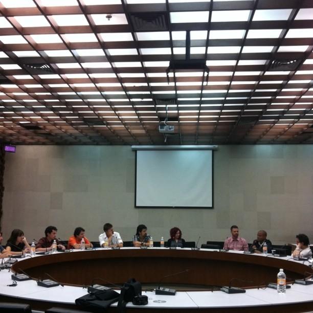 Mesa Redonda de Directores Iberoamericanos