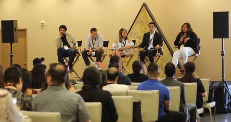 Panelist at  NALIP Media Summit2017